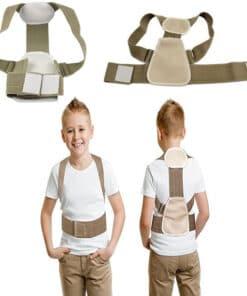 Correcteur de Posture dos, enfants & adolescents
