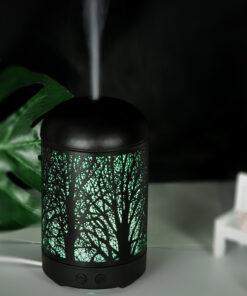 Diffuseur d'huile essentielle LED