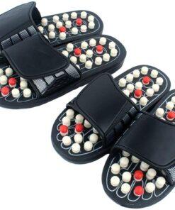 Sandales de massage réflexologie