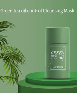 Masque hydratant visage au thé vert